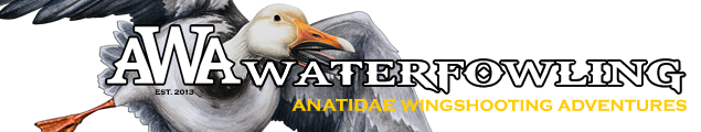 2013 Anatidae Wingshooting Adventures, LLC